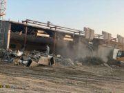 السلطات السعودية تهدم مسجد الإمام الحسين (ع) في العوامية