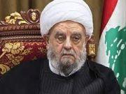 رئيس المجلس الإسلامي الشيعي الأعلى الشيخ عبد الأمير قبلان في ذمة الله