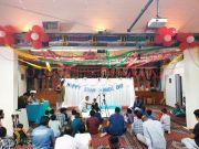 Photos: Kids Celebrate Imam Mahdi Birth Anniversary at Panjtan Center in Melbourne, Australia