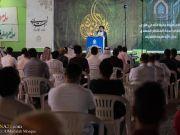 Photos: Auspicious birth anniversary of Imam Mahdi (a.j.) celebrated at AlMas'alah Masjid, Qatif