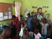 'Who is Hussain?' chapter in Arusha, Tanzania celebrated birthday of Infallible Imam in 3 orphanages