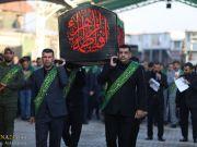 Photos: Mourning ceremony for Hazrat Fatemeh (s.a.) martyrdom held in Samarra, Iraq