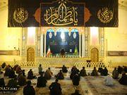 Aniversario del martirio de la Honorable Fátima Az-Zahra (P) conmemorada en Qom