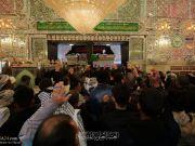 Photos: Commemorating Martyrdom of Lady Fatima at Holy Shrine of Imam Ali