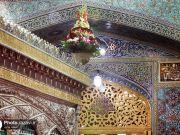 Photos: Eye-Catching Glory of Imam Ridha's (A.S) Holy Shrine
