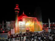 "Photos: Second ""Night of Qadr"" observed at Imam Ali holy shrine"