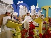 Fotos: El santuario del Imam Ali (AS) en el mes sagrado de Ramadán