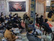 مراسم عزاداری شهادت حضرت زهرا(س) در بیت رئیس شورای علمای شیعه افغانستان