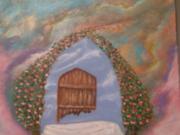 ارادت هنرمند بوسنیایی به حضرت زهرا(س)