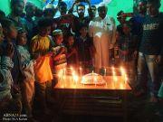 احتفال بولادة الامام المهدي (عج) في بنغلاديش