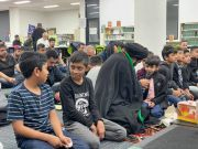 Photos: The First Night of Qadr at Muhammadi Welfare Association in Sydney, Australia